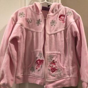 Pink Power Puff Girls Sweatshirt